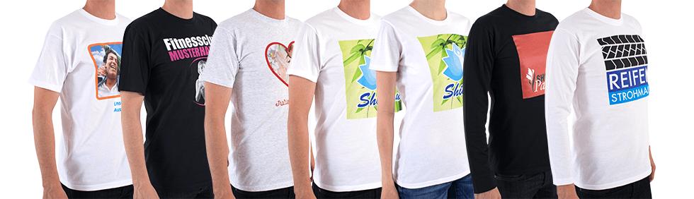 61435843dd7143 Setzen Sie auf beste Qualität für langlebige Shirts