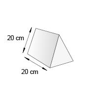 Cavalier de comptoir format 20x20 cm