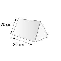 Cavalier de comptoir format 30x20 cm