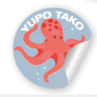 Support yupo tako transparent