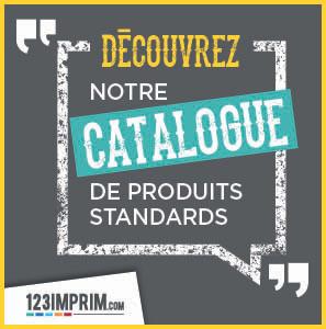 Découvrez nos produits standards