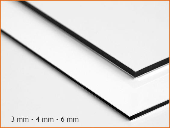 Pannello in Alluminio Dibond ®