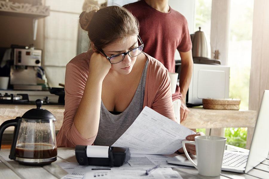 3 alarmujące oznaki spirali zadłużenia