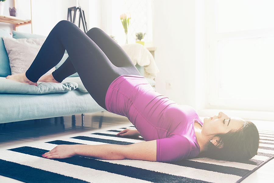 Czego potrzebujesz do ćwiczenia w domu?