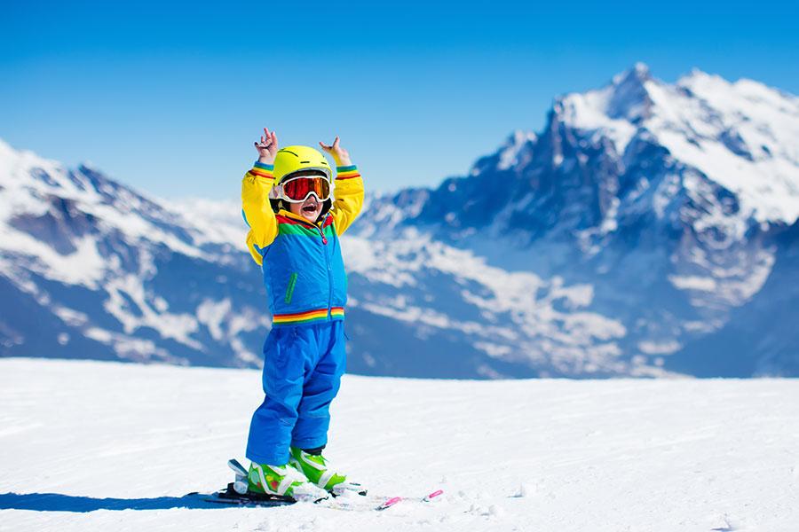 Tanie ferie zimowe dla dziecka