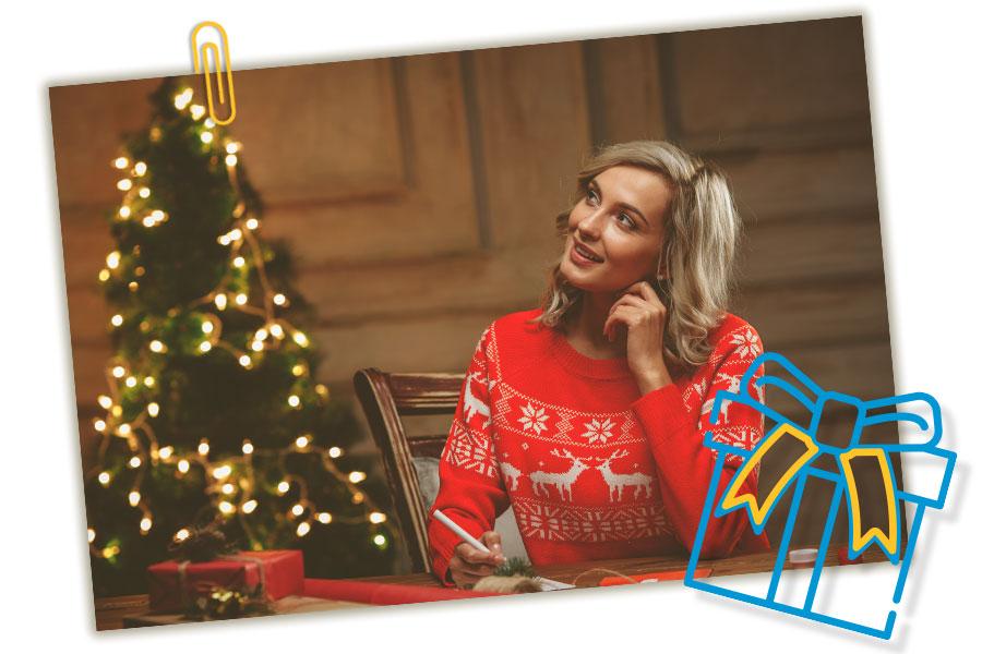 Zostań ŚWIETNYM Mikołajem i dawaj prezenty, które ucieszą bliskich!