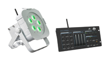 WiFly - Wireless DMX