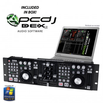 DP 2 USB controller + PCDJ Software