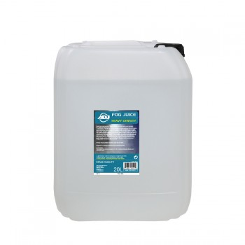 Fog juice 3 heavy --- 20 Liter