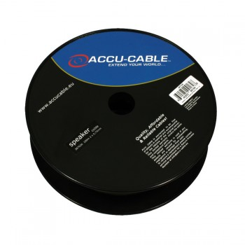 AC-SC2-0,75/100R Speaker cable 2x0,75mm
