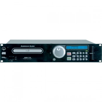 "MCD 110 single 19"" MP3 Disc Player"