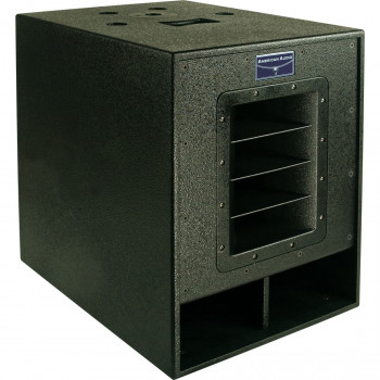 PXW 15P powered subwoofer