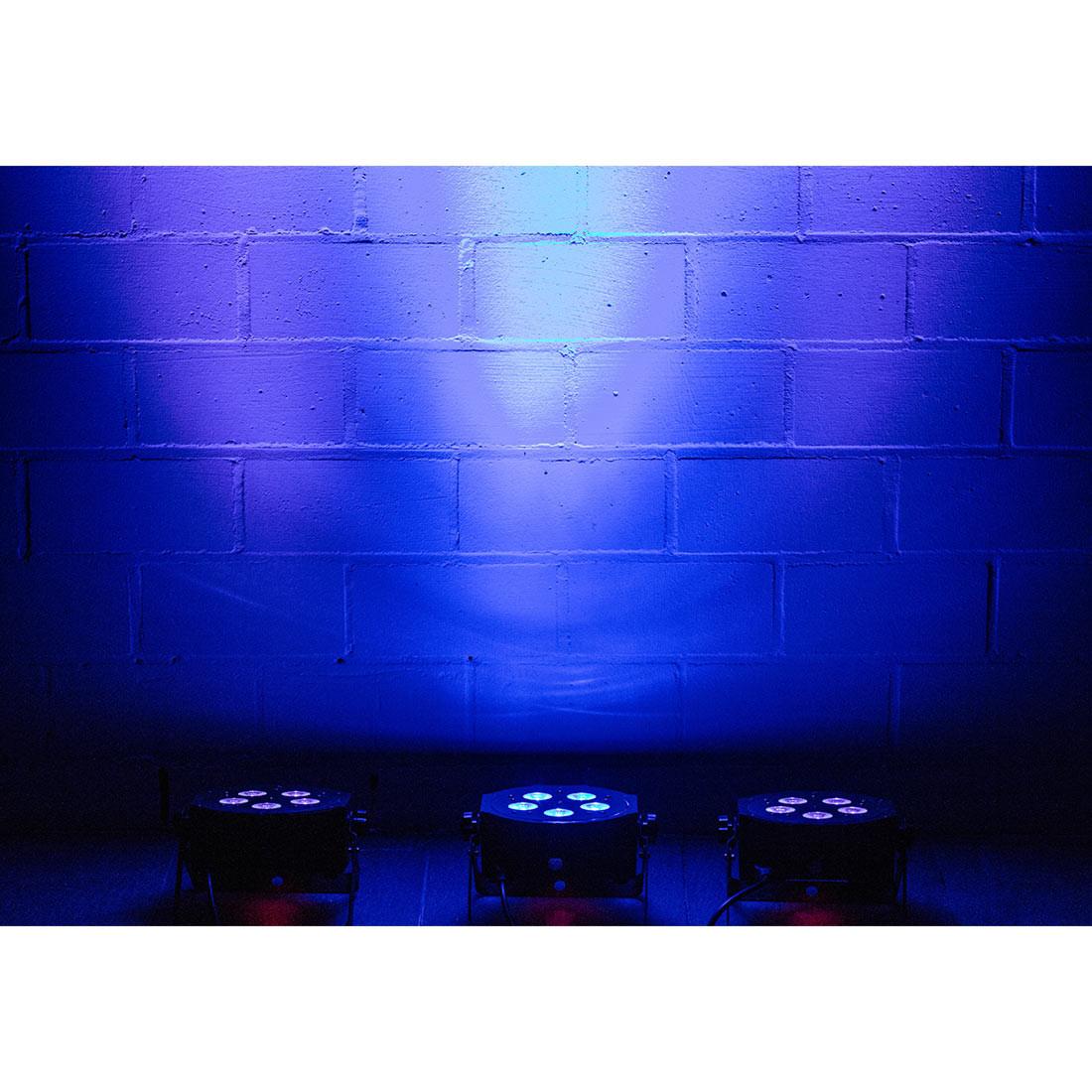 ADJ Products MEGA TRIPAR PROFILE PLUS,5 x 5W TRI UV