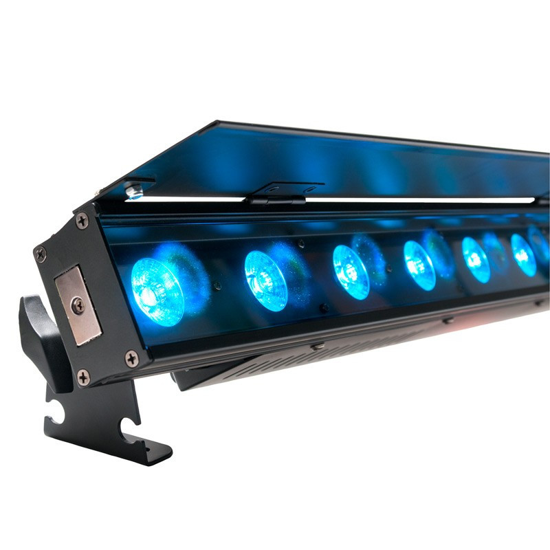 Ultra hex bar 12 led bar lighting lights products adj group aloadofball