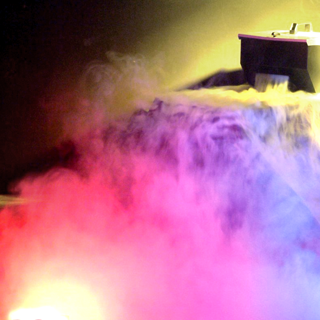 Mister Kool - Low fog machine - Product Archive Light - Lights