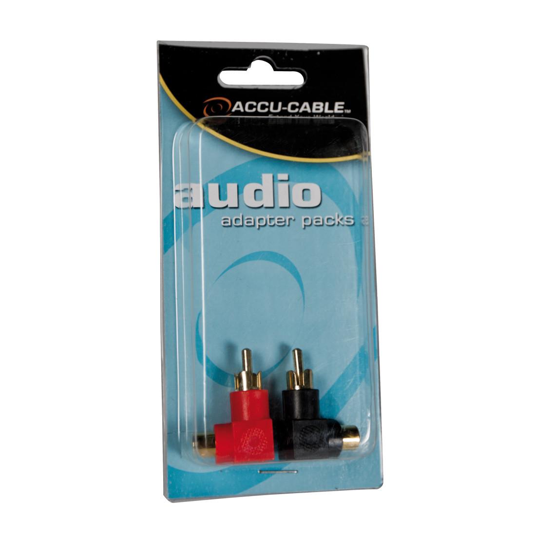 AC-A-RMF-90 RCA 90° Adapter Set - Cable Connectors - Connectors ...