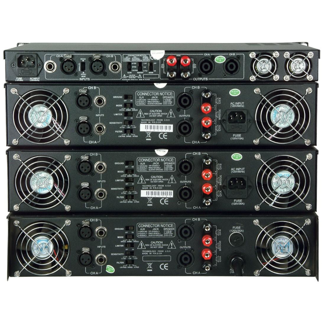 Vlp600 Power Amplifier Audio Products Adj Group 600w