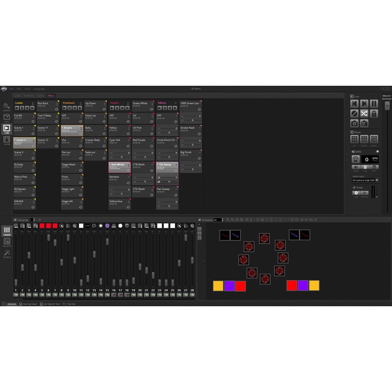 MyDMX 3 0 - Controller - Lights - Products - ADJ Group
