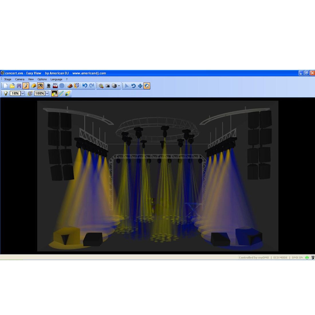 adj mydmx show file download