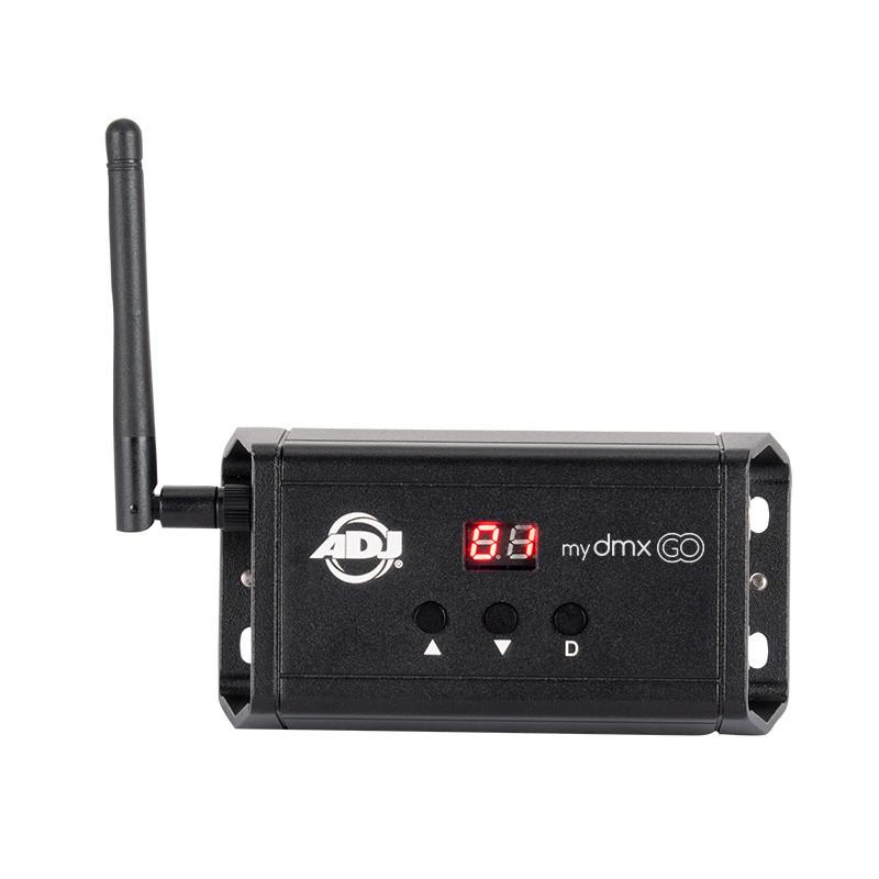 mydmx GO - WiFly - Wireless DMX - Lights - Products - ADJ Group