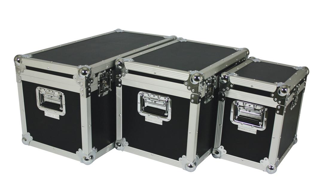 Accu Case ACF-SA//Transport Case Malle en aluminium Taille M