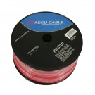 AC-MC/100R-R Microcable roll, 100m, red
