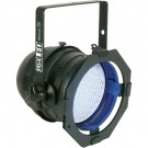 LED PAR 64 DMX RGB short black