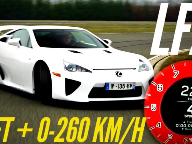 Lexus LFA Is Still An Amazing Supercar 10 Years Later