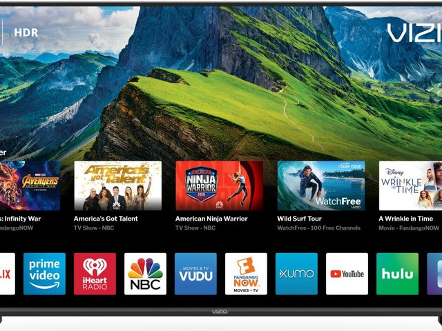 This 50-inch Vizio 4KTV deal is only $298 and today's best discount