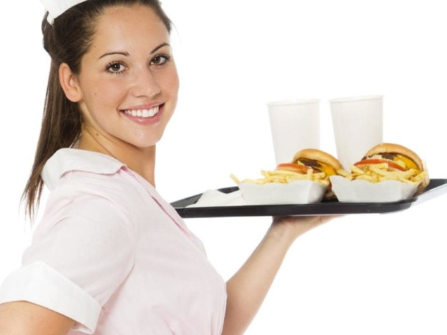 Broke and abused: Life as a diner waitress