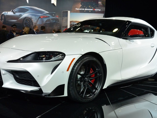 2020 Toyota GR Supra Prices Officially Released, Start From $49,990 In The U.S.
