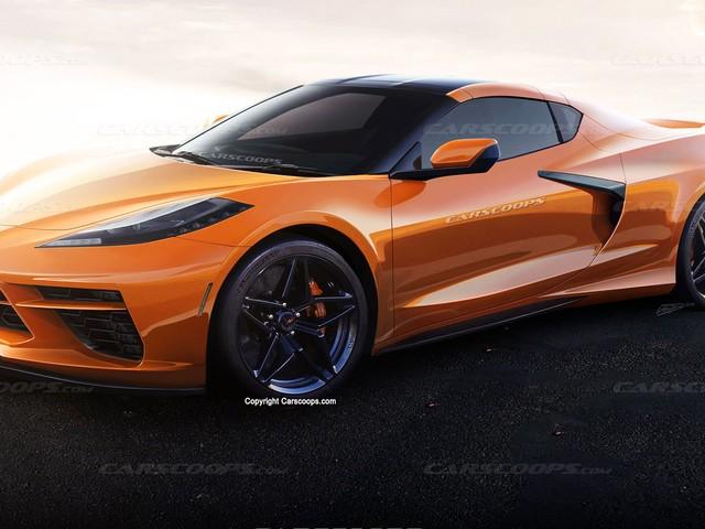Chevrolet's C8 Corvette Won't Premiere At Detroit Auto Show