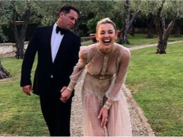 Jasmine Yarbrough's Wedding Dress Will Reportedly Be Made By An Emerging Australian Designer