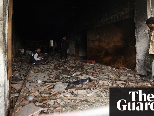 Isis attack on Libya election commission kills more than a dozen