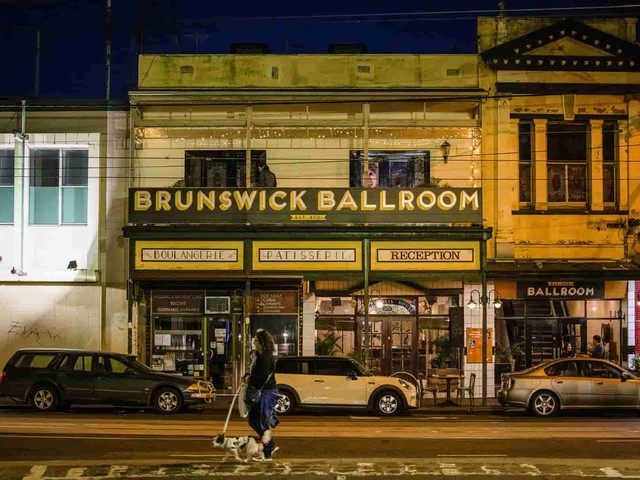 """""""I believe performance spaces are holy spaces"""": Brunswick Ballroom has revitalized one of Sydney Road's oldest venues"""