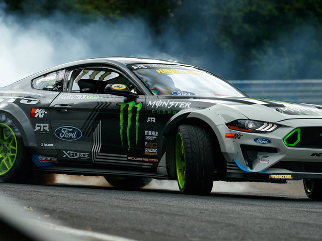 Ford Mustang RTR Becomes The First Car To Drift The Entire Nurburgring