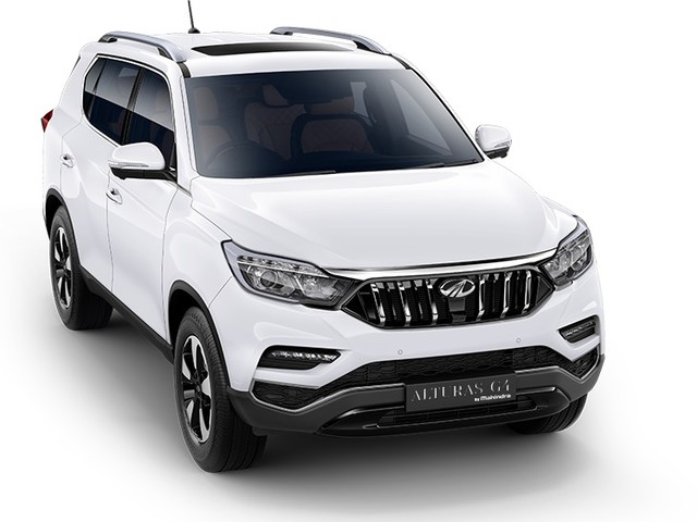 Mahindra Alturas G4 Features Revealed, Launch On 24th Nov