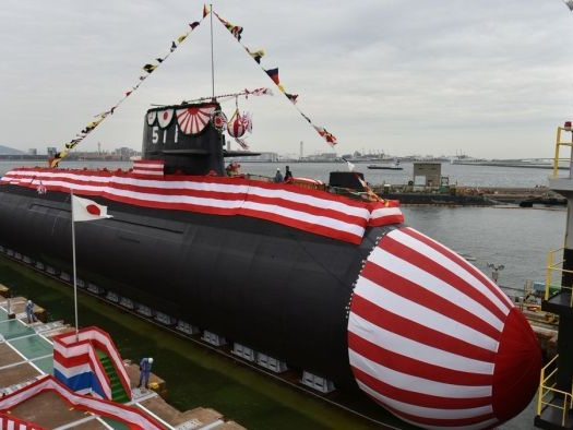 Japan offers to help build future submarines