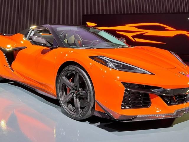 2023 Chevy Corvette Z06: Revs to the heavens, goes like hell - Roadshow