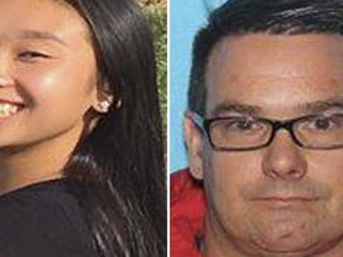 Missing teen found with best friend's dad