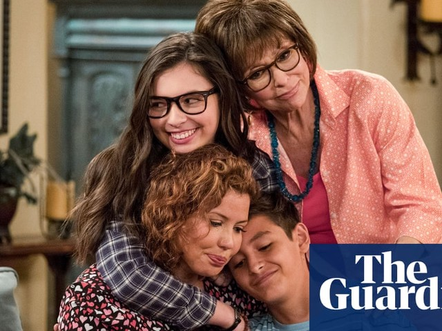 One Day at a Time: Rita Moreno and Justine Machado in joyously reimagined 70s sitcom