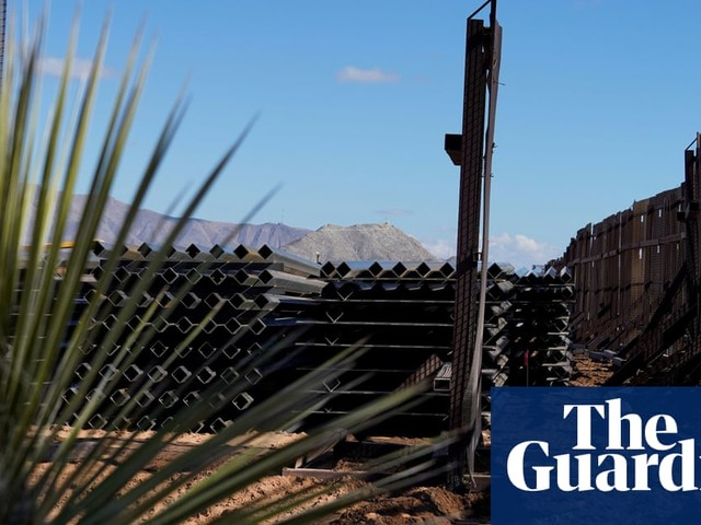 Biden faces call to heal environmental and cultural scars of Trump border wall