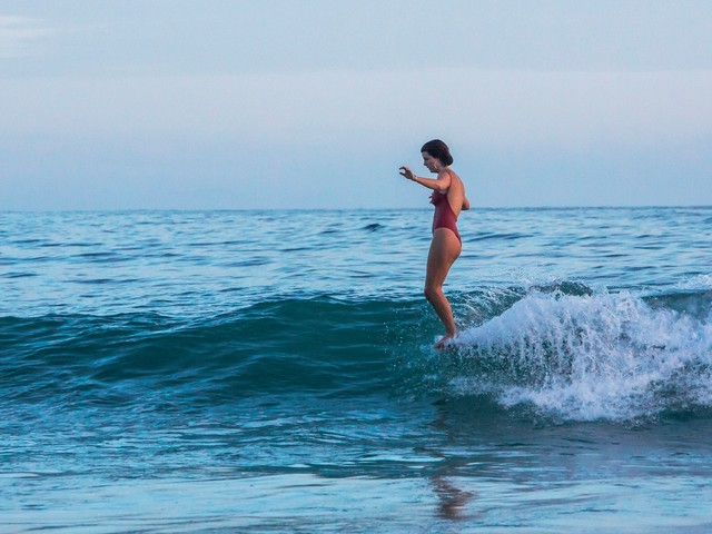 Sydney Surfers ignite 'equal pay for equal play' campaign.