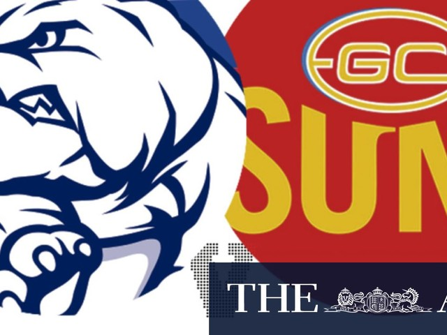 AFL 2021 LIVE updates: Dogs tackle Suns in Bontempelli milestone game, Swans and Giants do battle in Sydney derby