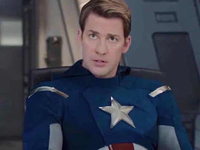 John Krasinski is Captain America in convincing deepfake video - CNET