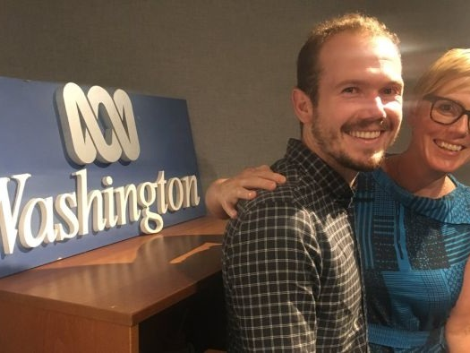 Inside the ABC's Washington bureau as its 'air traffic controller' signs off