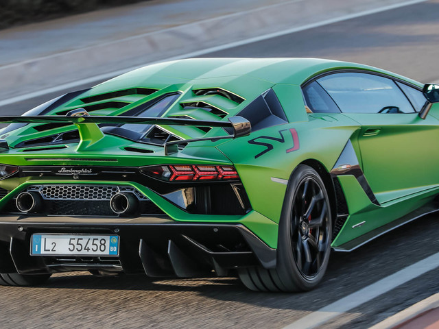 Lamborghini Aventador SVJ Engine Covers Believe They Can Fly, Recall Announced For 221 Supercars