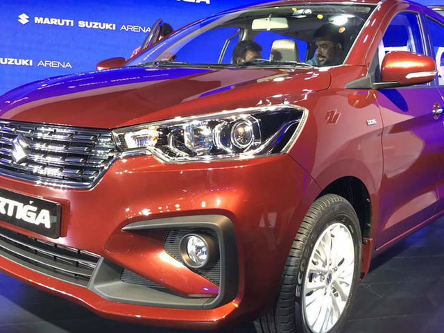 Maruti Suzuki launches the new Ertiga with prices starting Rs 7.44 lakh