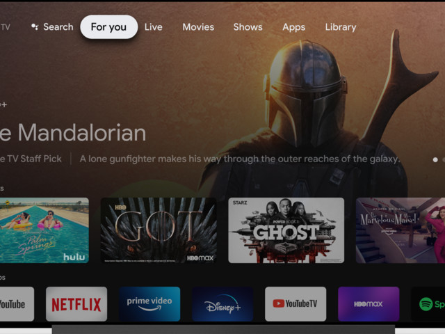Google TV's Newest Feature Will Help You Train It to Suggest Better Recommendations