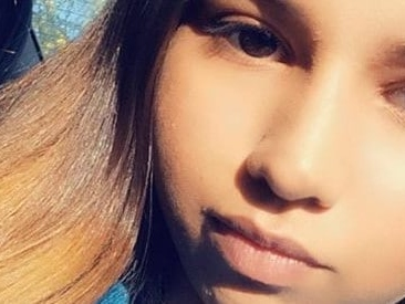 Schoolgirl's tragic final text message